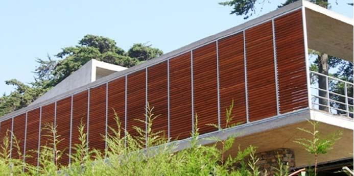 Lineal sa aberturas de aluminio y vidrios para arquitectura for Parasoles arquitectura